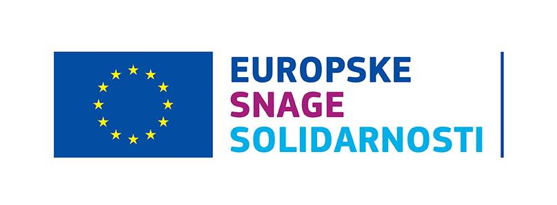 logotip programa Europske snage solidarnosti