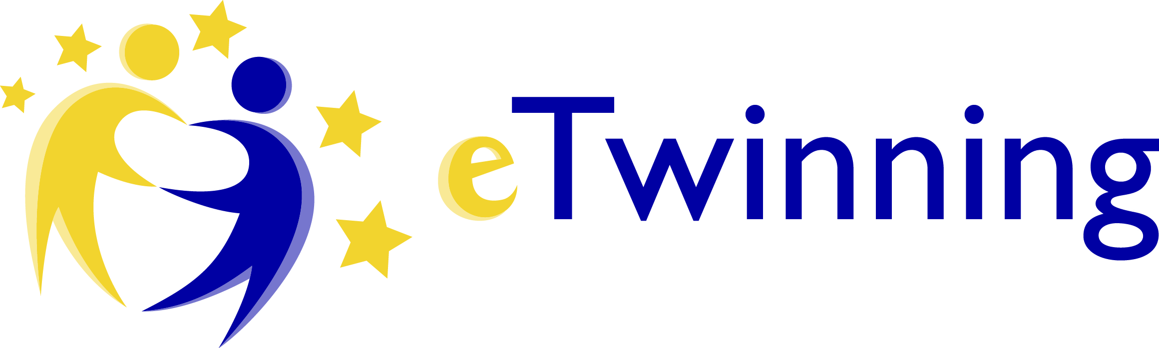 logotip eTwinning horizontalni