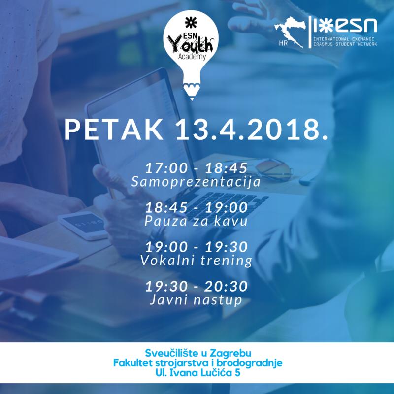 ESN Youth Academy u Zagrebu - Slika 2
