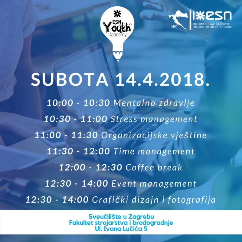ESN Youth Academy u Zagrebu - Slika 3