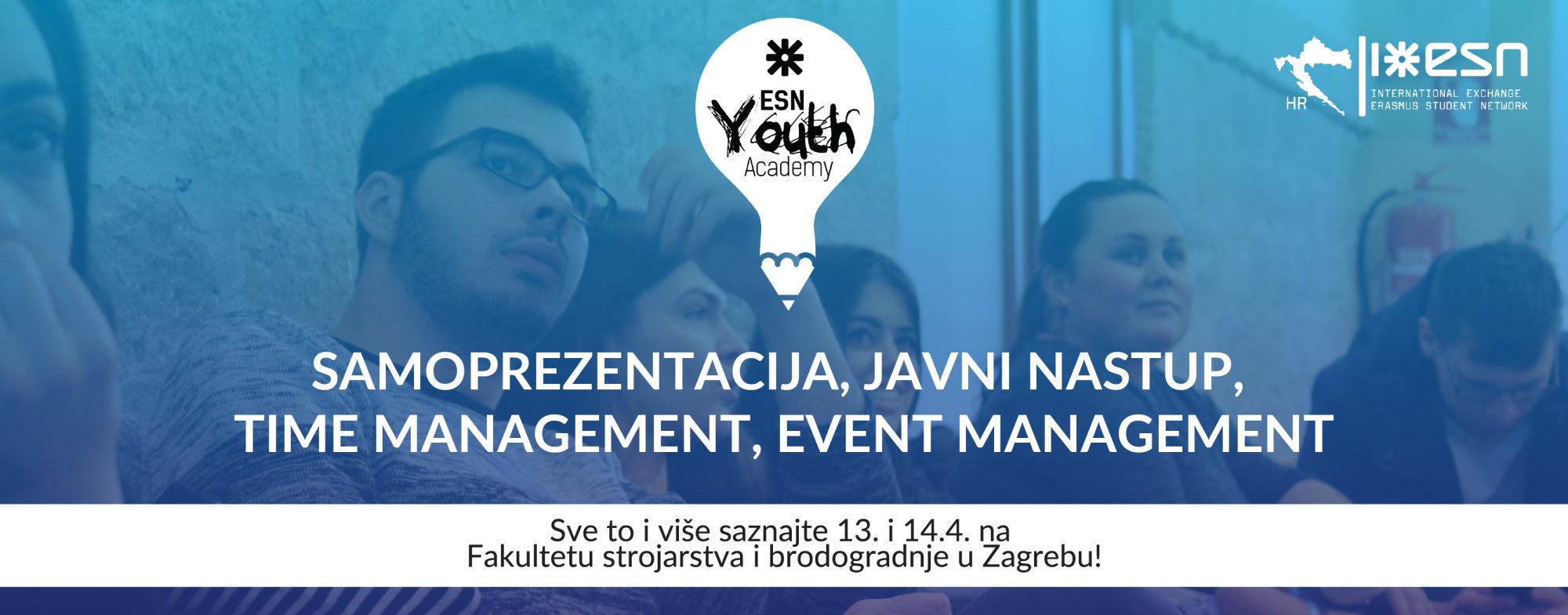 ESN Youth Academy u Zagrebu - Slika 1