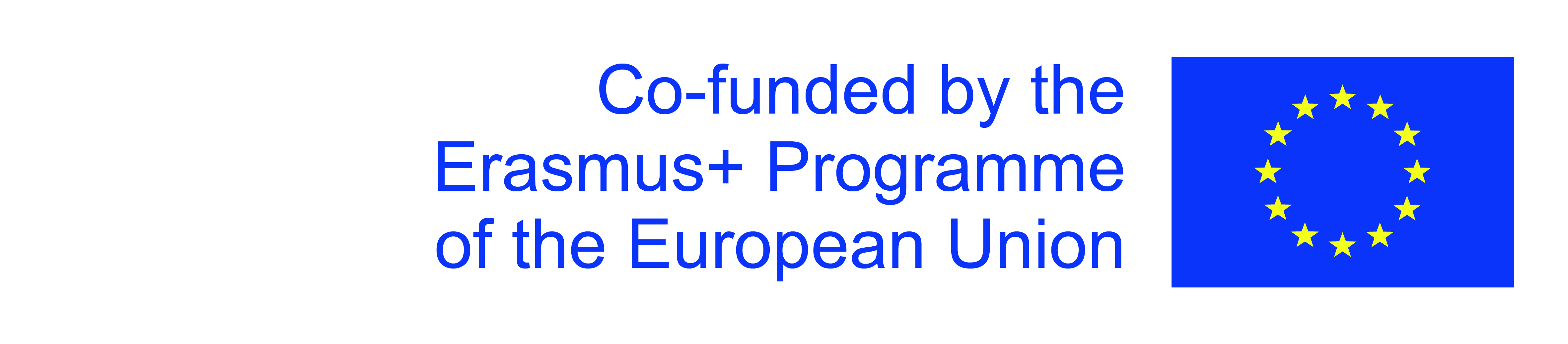 Co-funded by the Erasmus+ Programme of the European Union (tekst desno)
