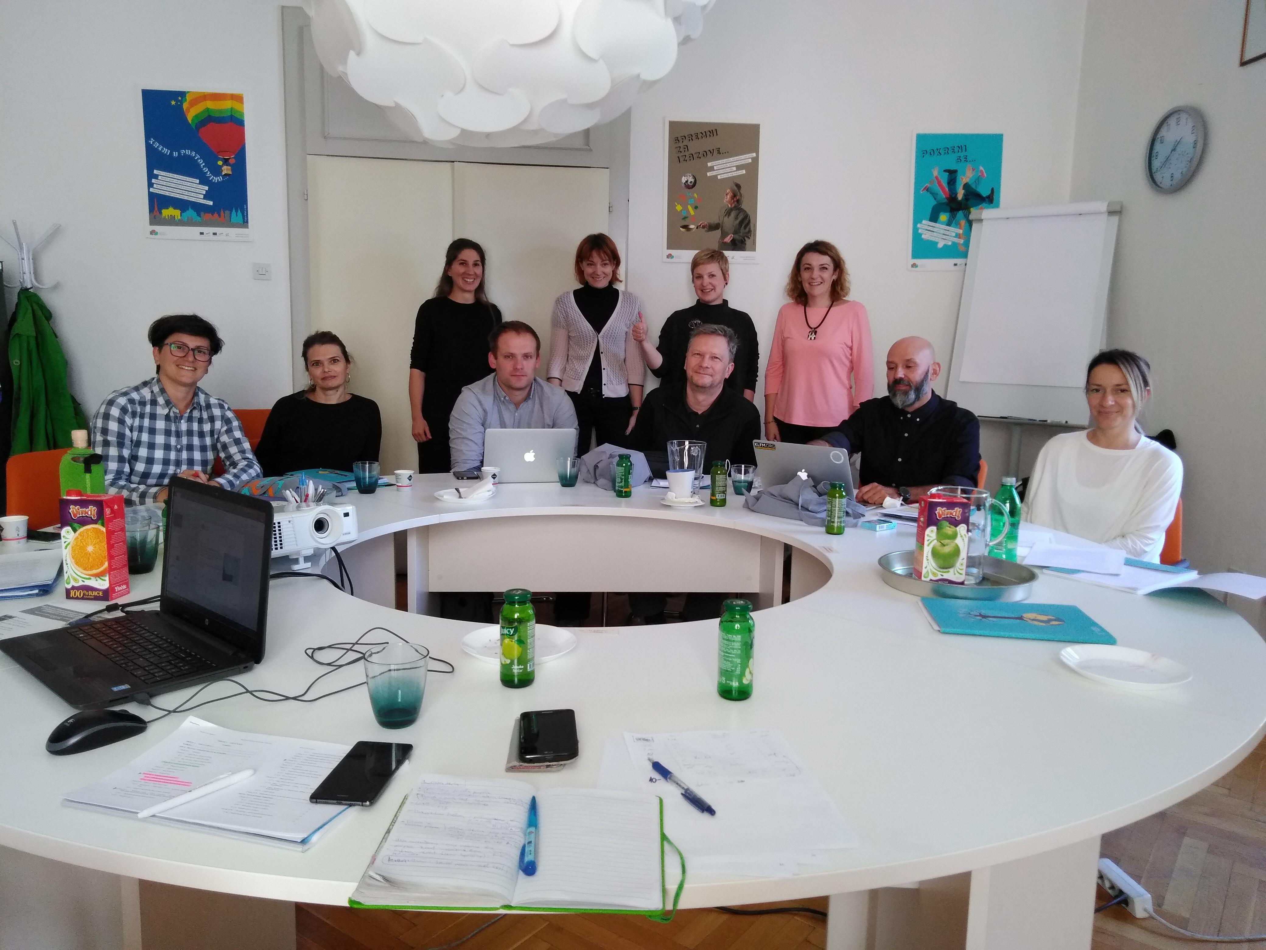 Uvodni sastanak koordinatora projekata Erasmus+ strateških partnerstava u području visokog obrazovanja - Slika 2
