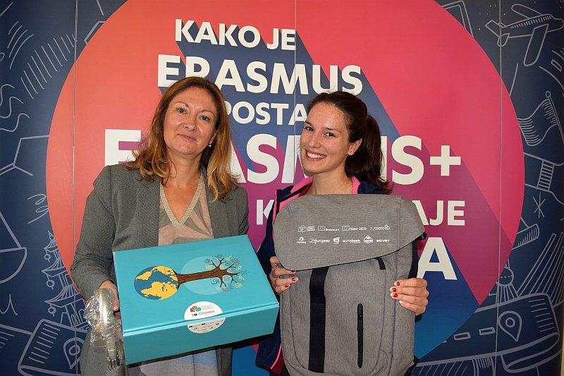 Erika Rerečić pobjednica foto natječaja #besterasmusmoments - Slika 2