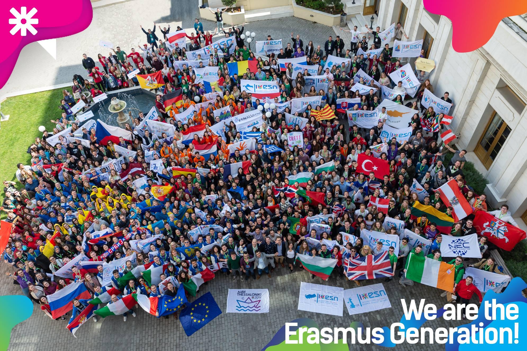 Tajana Mohnacki izabrana za potpredsjednicu Erasmus studentske mreže - Slika 3