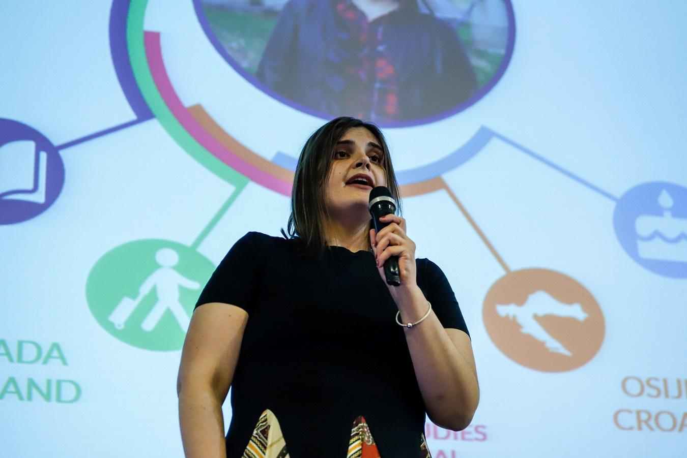 Tajana Mohnacki izabrana za potpredsjednicu Erasmus studentske mreže - Slika 1