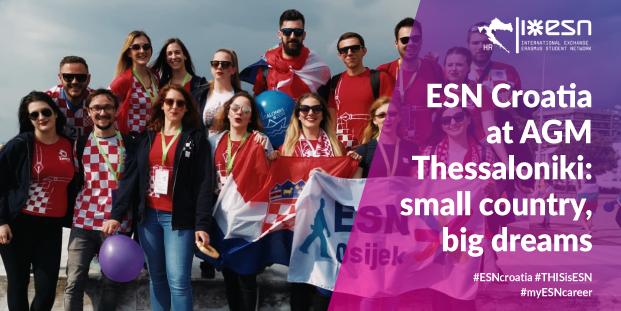 Tajana Mohnacki izabrana za potpredsjednicu Erasmus studentske mreže - Slika 2