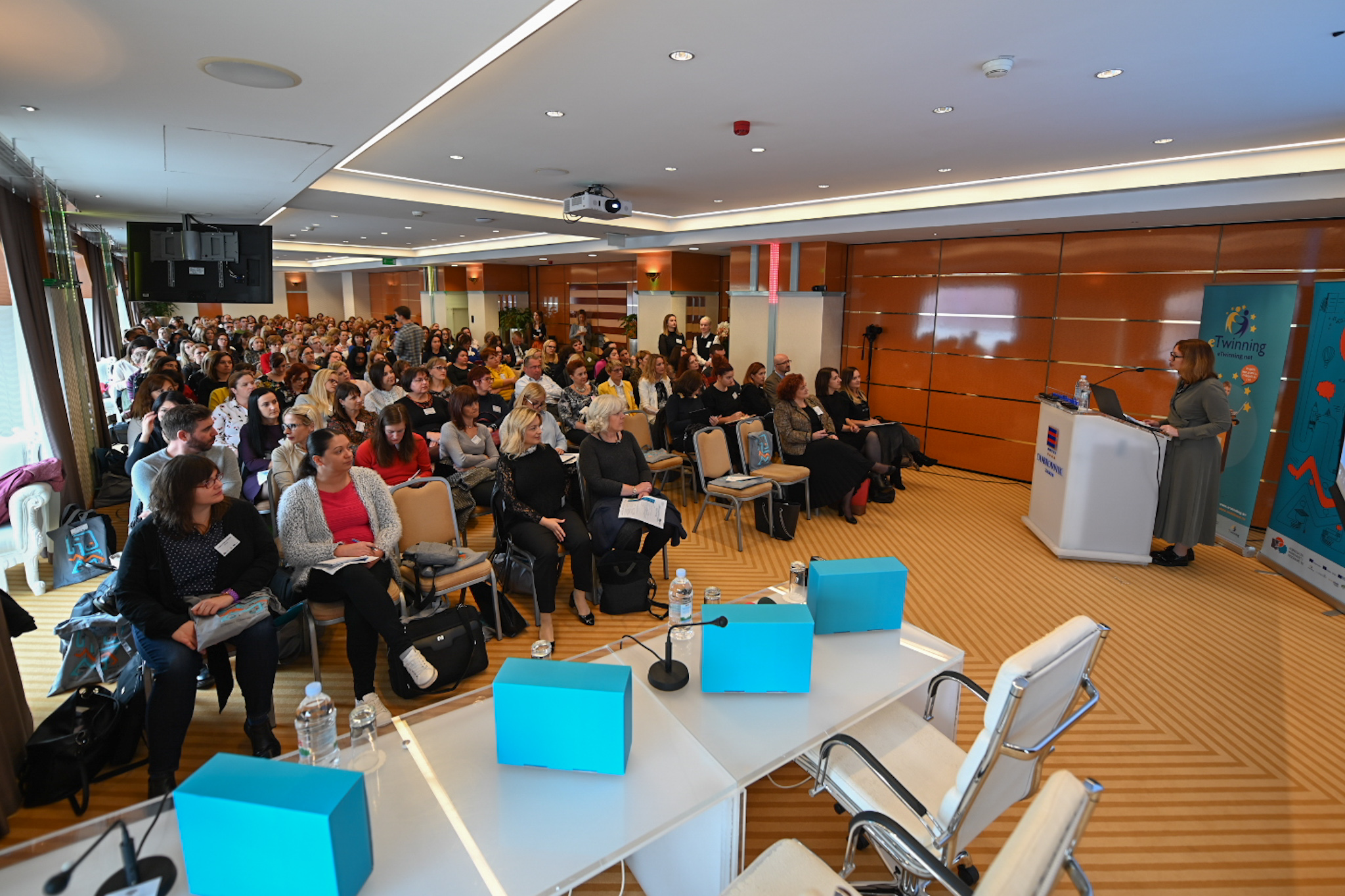 Na godišnjoj eTwinning konferenciji dodijeljene nagrade COMET i ELL - Slika 2