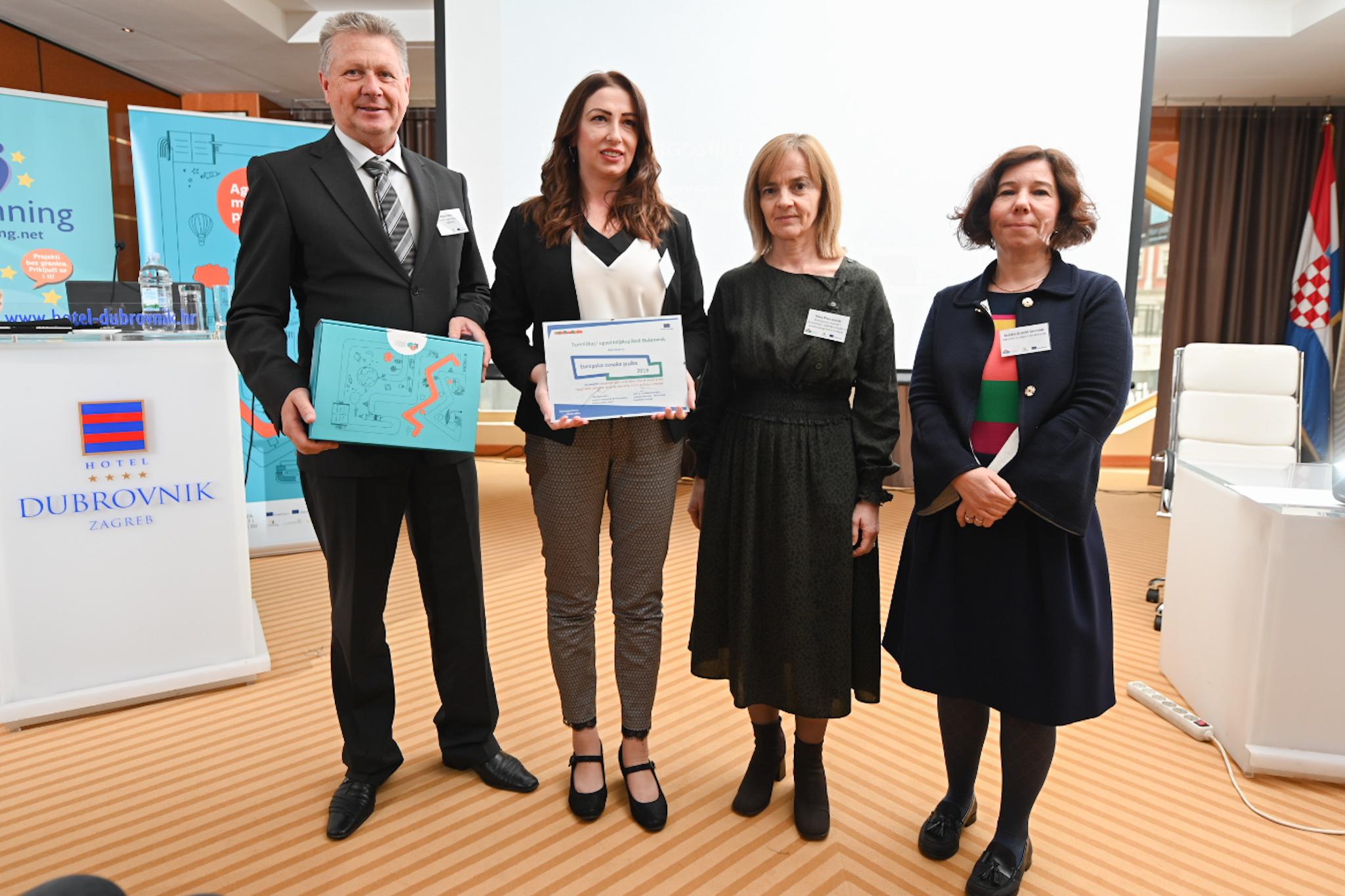 Na godišnjoj eTwinning konferenciji dodijeljene nagrade COMET i ELL - Slika 4