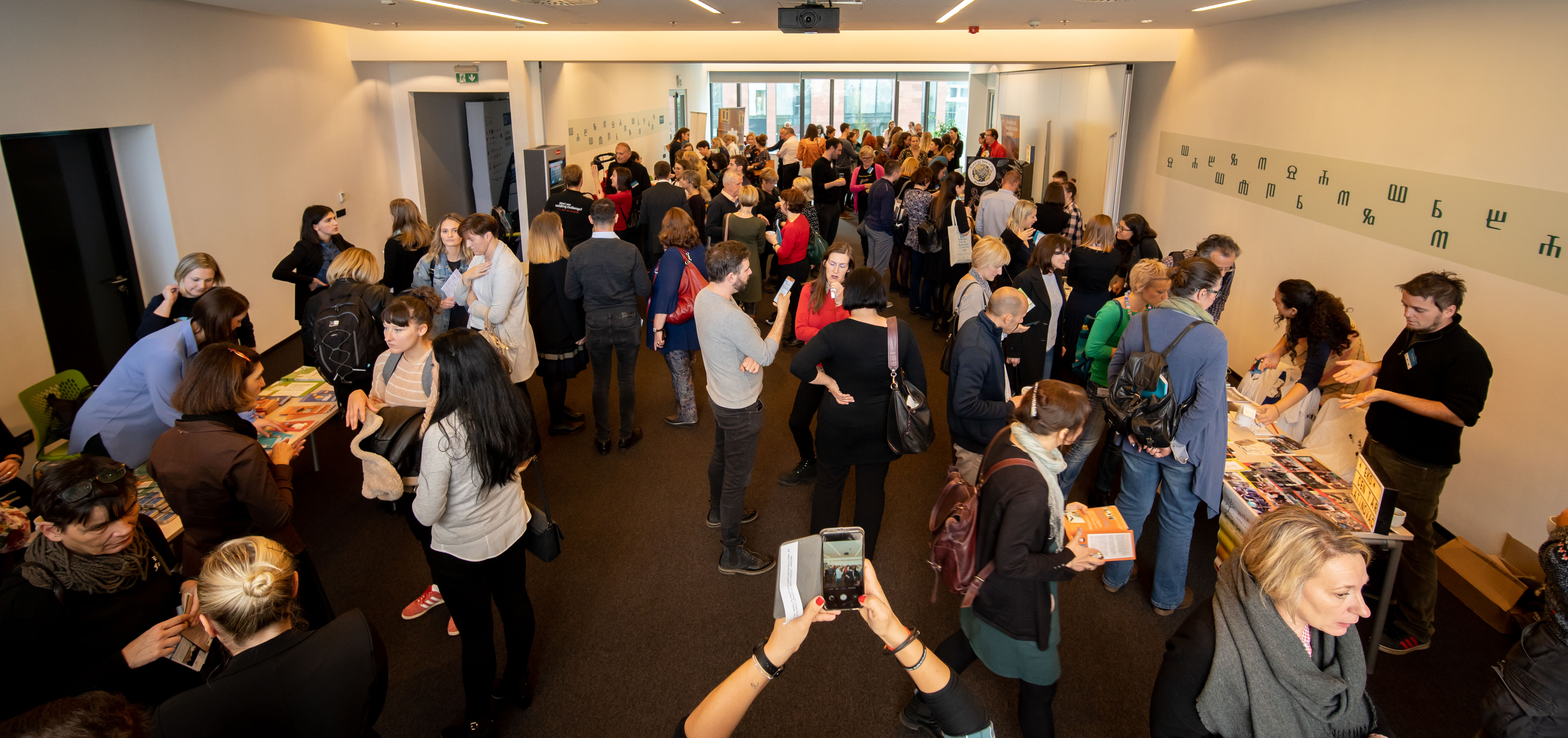 Dvjestotinjak sudionika inspiriralo se za sudjelovanje u programima Erasmus+ i Europske snage solidarnosti - Slika 3