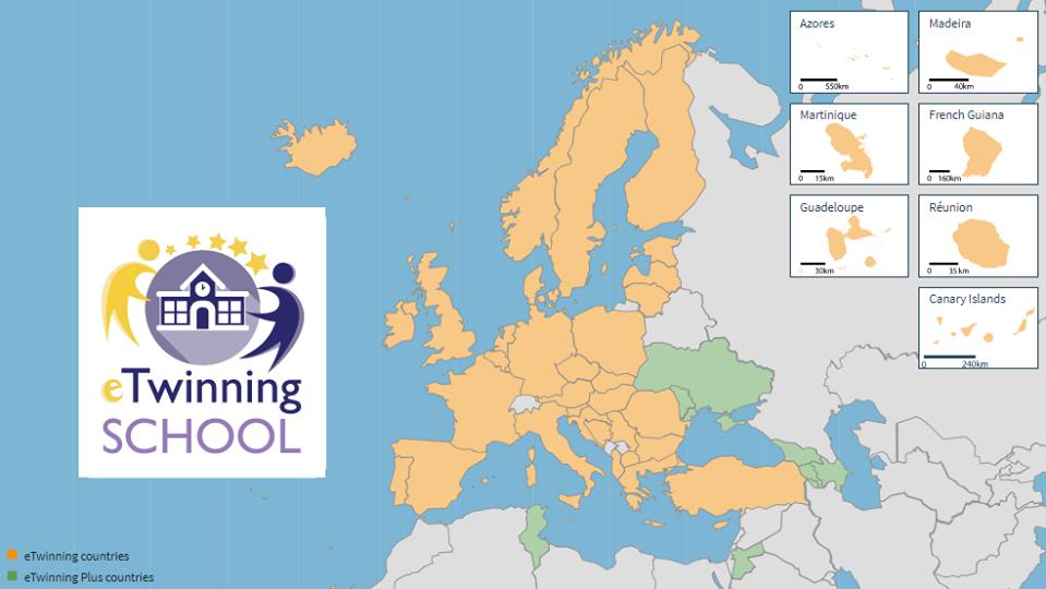 Udvostručen broj odgojno-obrazovnih ustanova s oznakom eTwinning škole - Slika 1