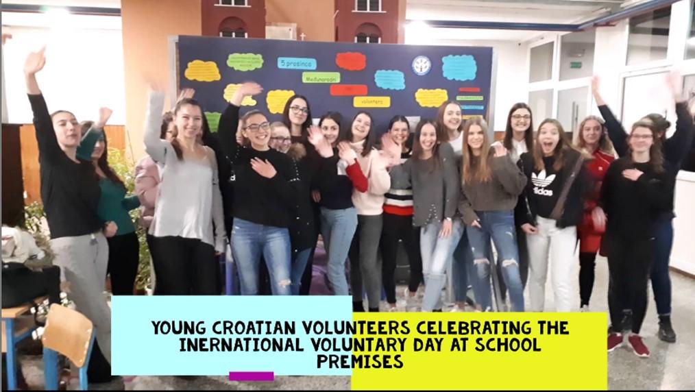 Volonterski angažman učenika Ekonomske škole Đakovo