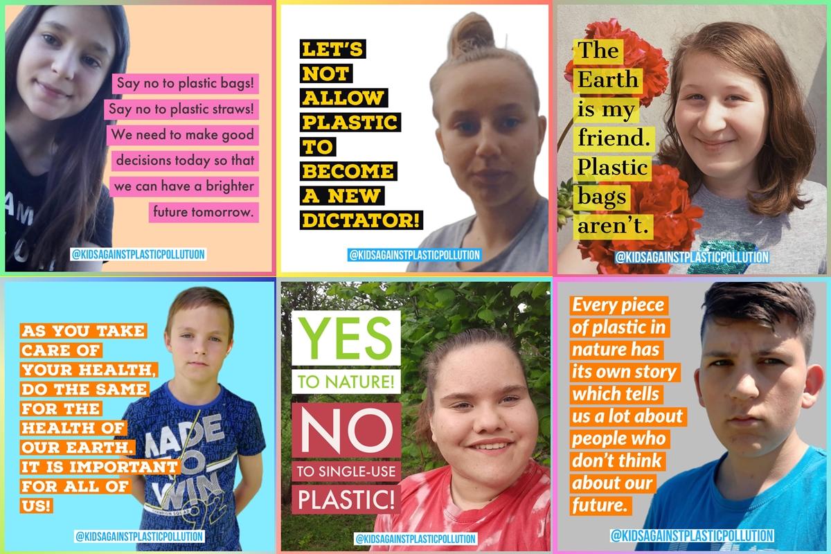 Učenici OŠ Popovac u kampanji protiv plastičnog otpada