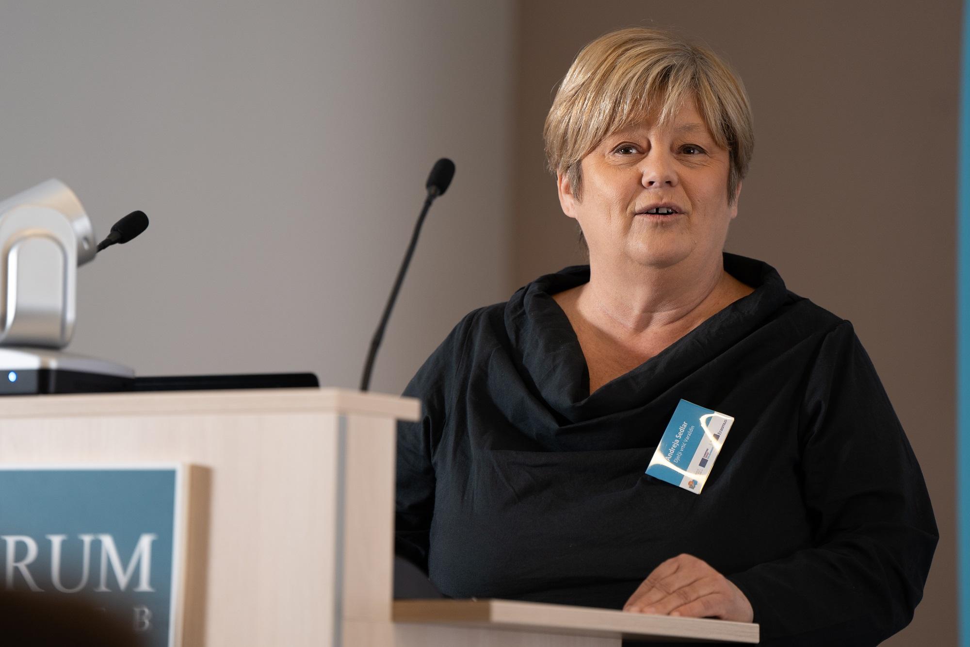Andreja Sedlar, eTwinning ambasadorica i odgojiteljica u Dječjem vrtiću Varaždin