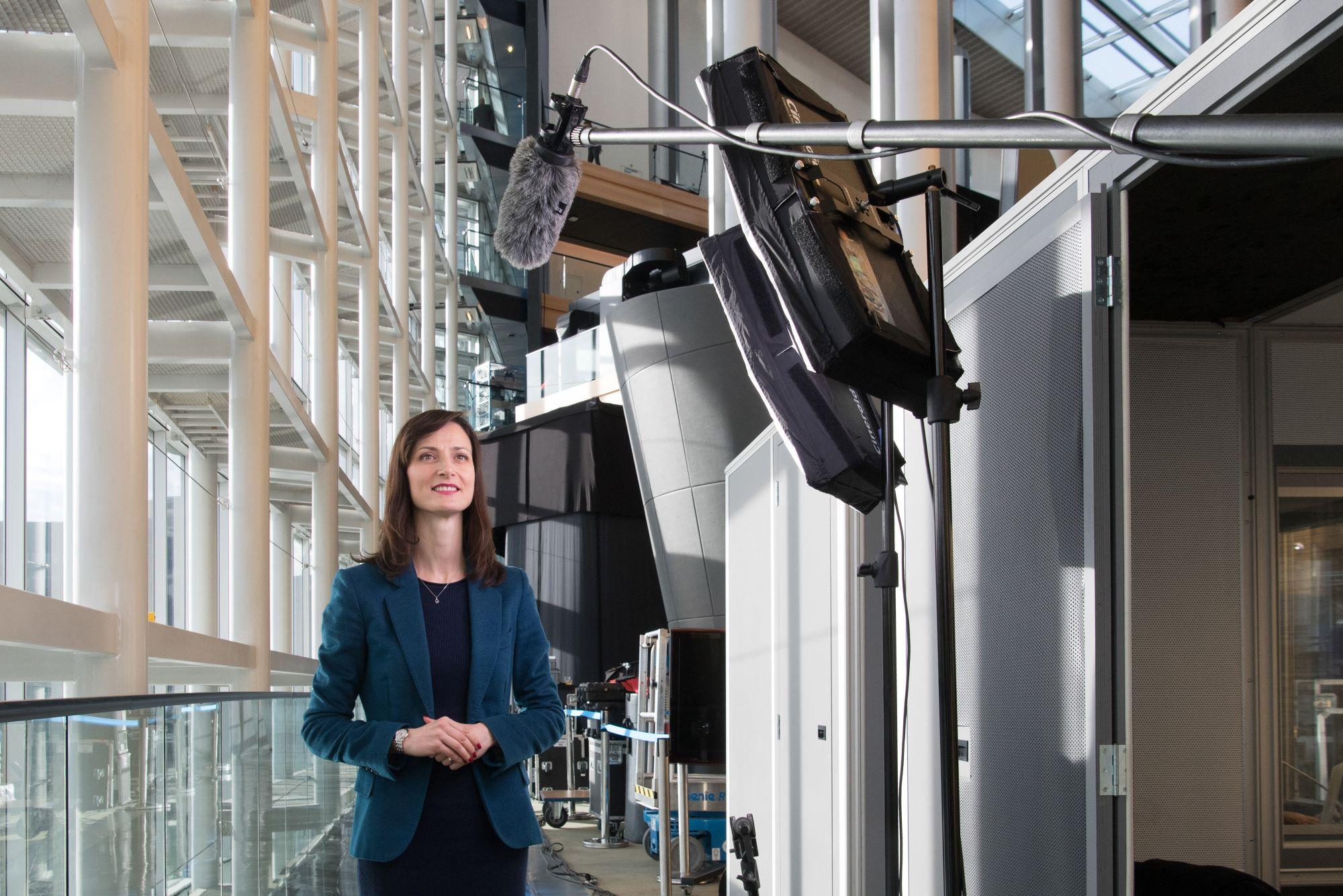 Mariya Gabriel, europska povjerenica za inovacije, istraživanje, kulturu, obrazovanje i mlade