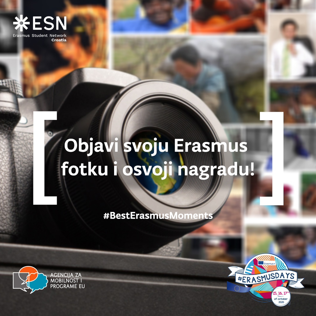 Vizual Best Erasmus moments natječaja