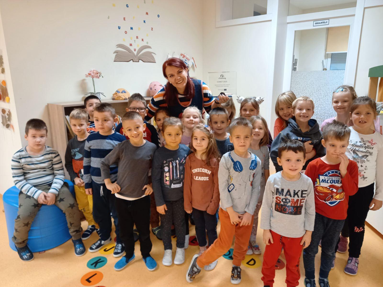 Dobitnici nagrade Comet Dječji vrtići