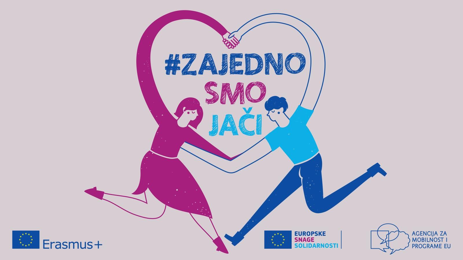EU programi Erasmus+ i Europske snage solidarnosti u Hrvatskoj postigli uspjeh i pozitivno utjecali na društvo - Slika 5