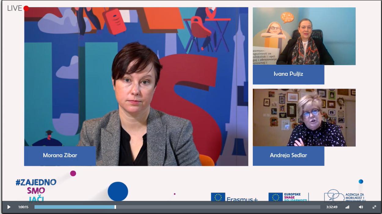 EU programi Erasmus+ i Europske snage solidarnosti u Hrvatskoj postigli uspjeh i pozitivno utjecali na društvo - Slika 2