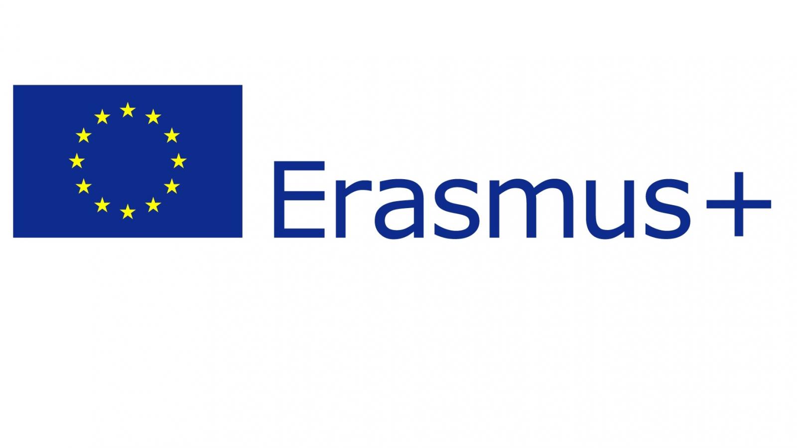 logotip Erasmus+