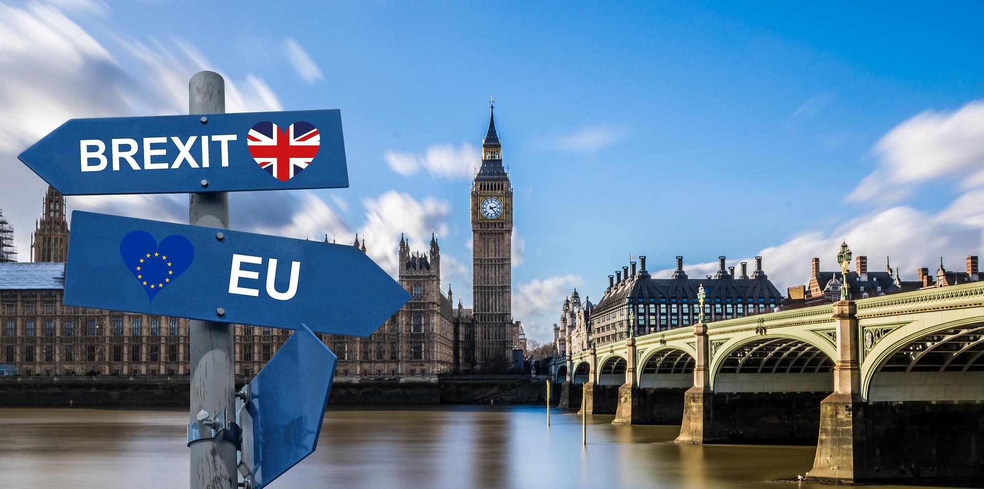 Ilustracija za Brexit