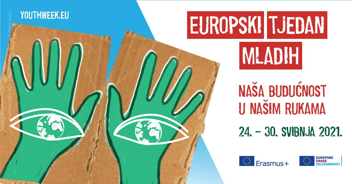 Vizualni identitet Europskog tjedna mladih