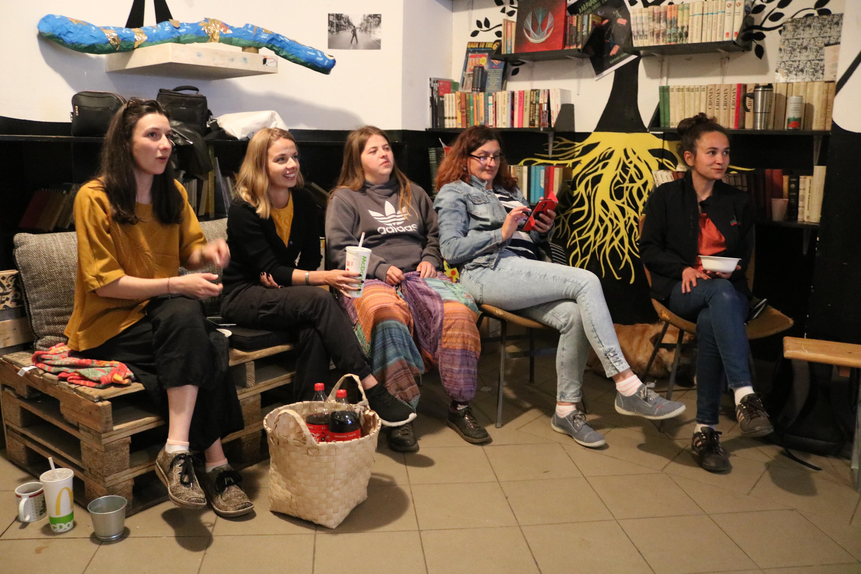 Tribina o civilnom društvu u organizaciji udruge IKS iz Petrinje