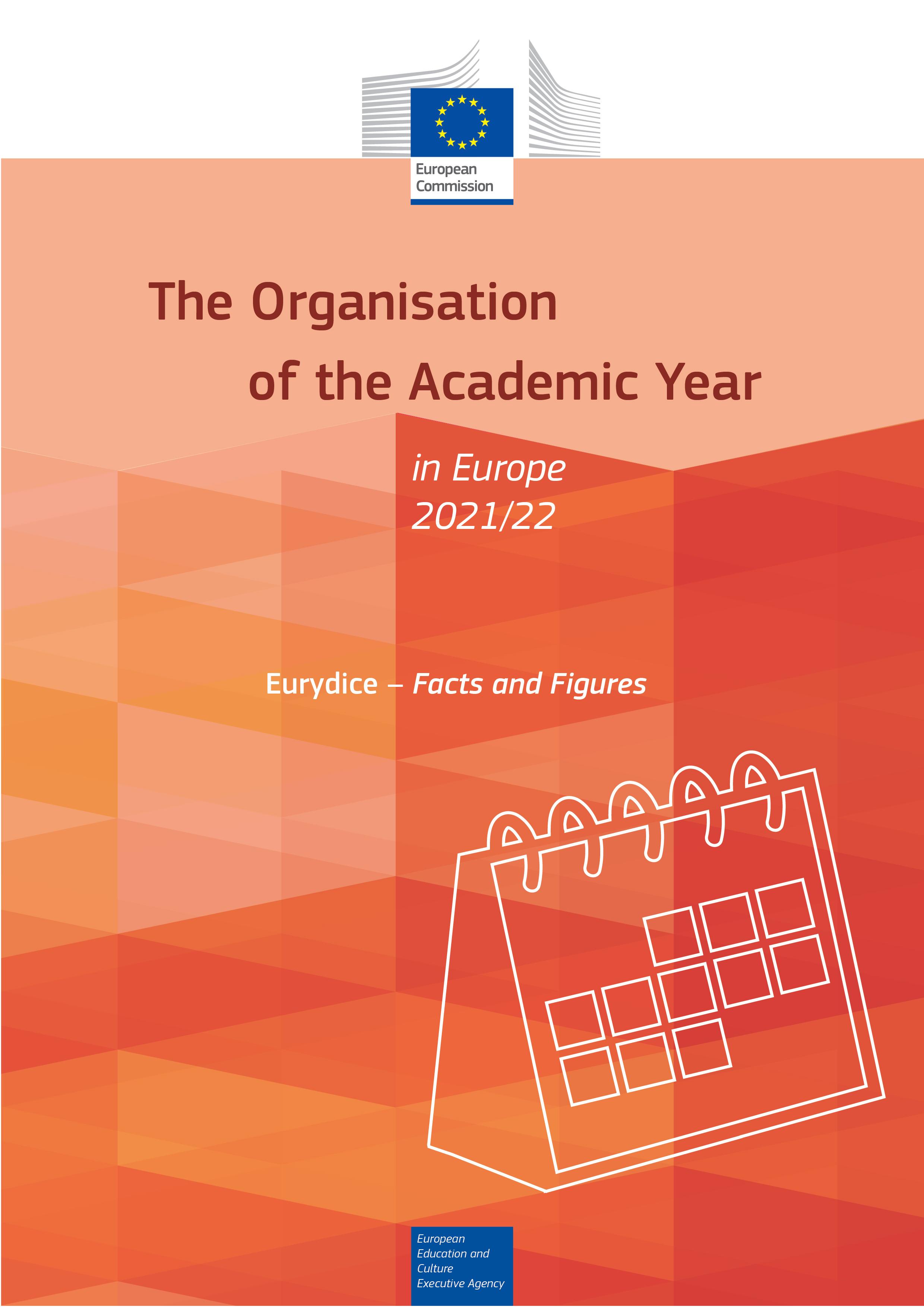 Objavljene su publikacije mreže Eurydice o školskim i akademskim kalendarima za 2021./2022. godinu - Slika 2