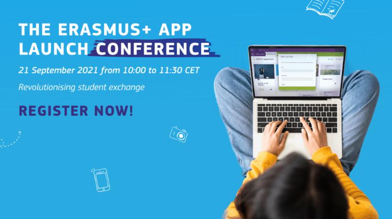 virtualna konferencija erasmus+ app