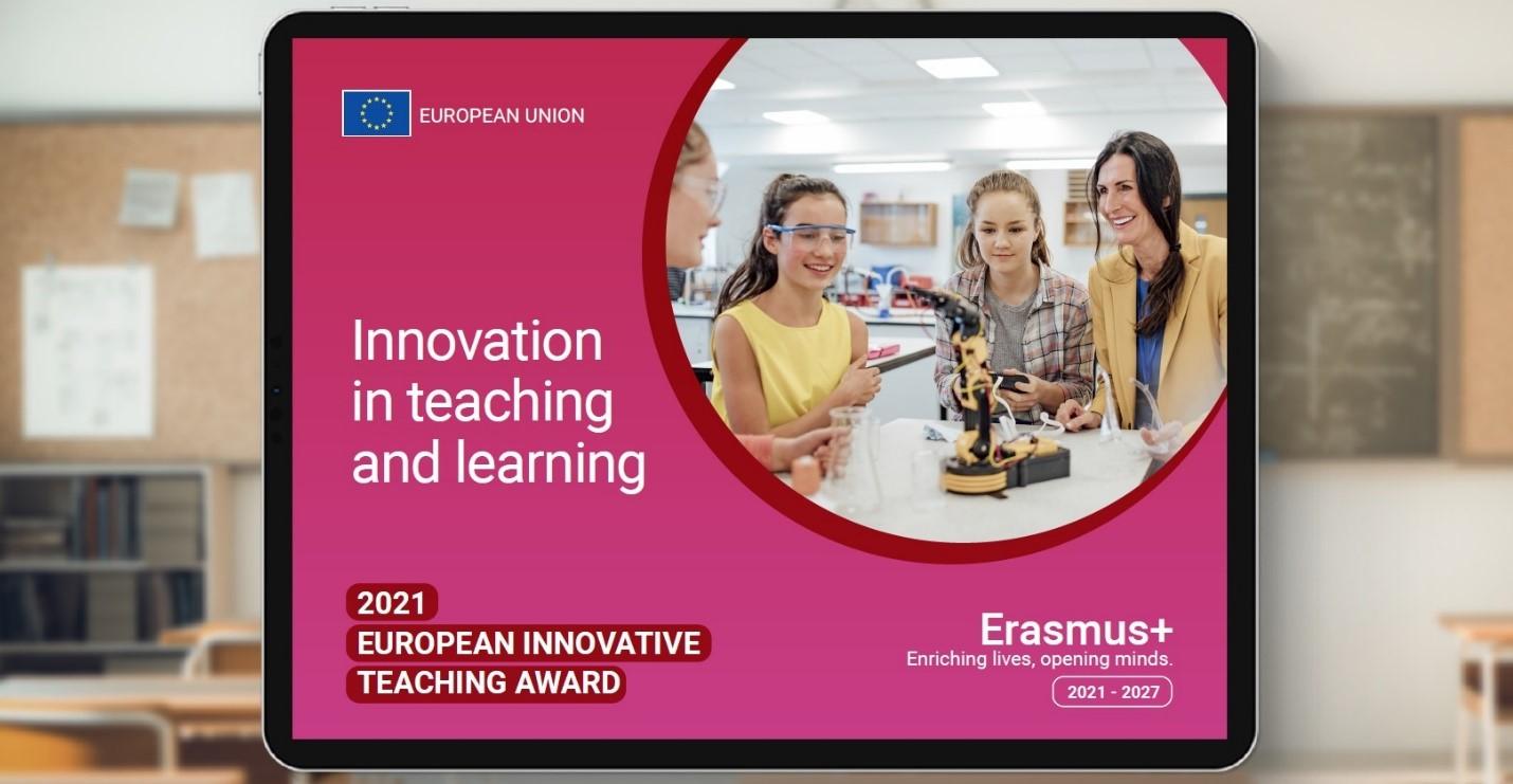 Svečano predstavljanje Europske nagrade za inovativno poučavanje – upoznajte hrvatske dobitnike! - Slika 1