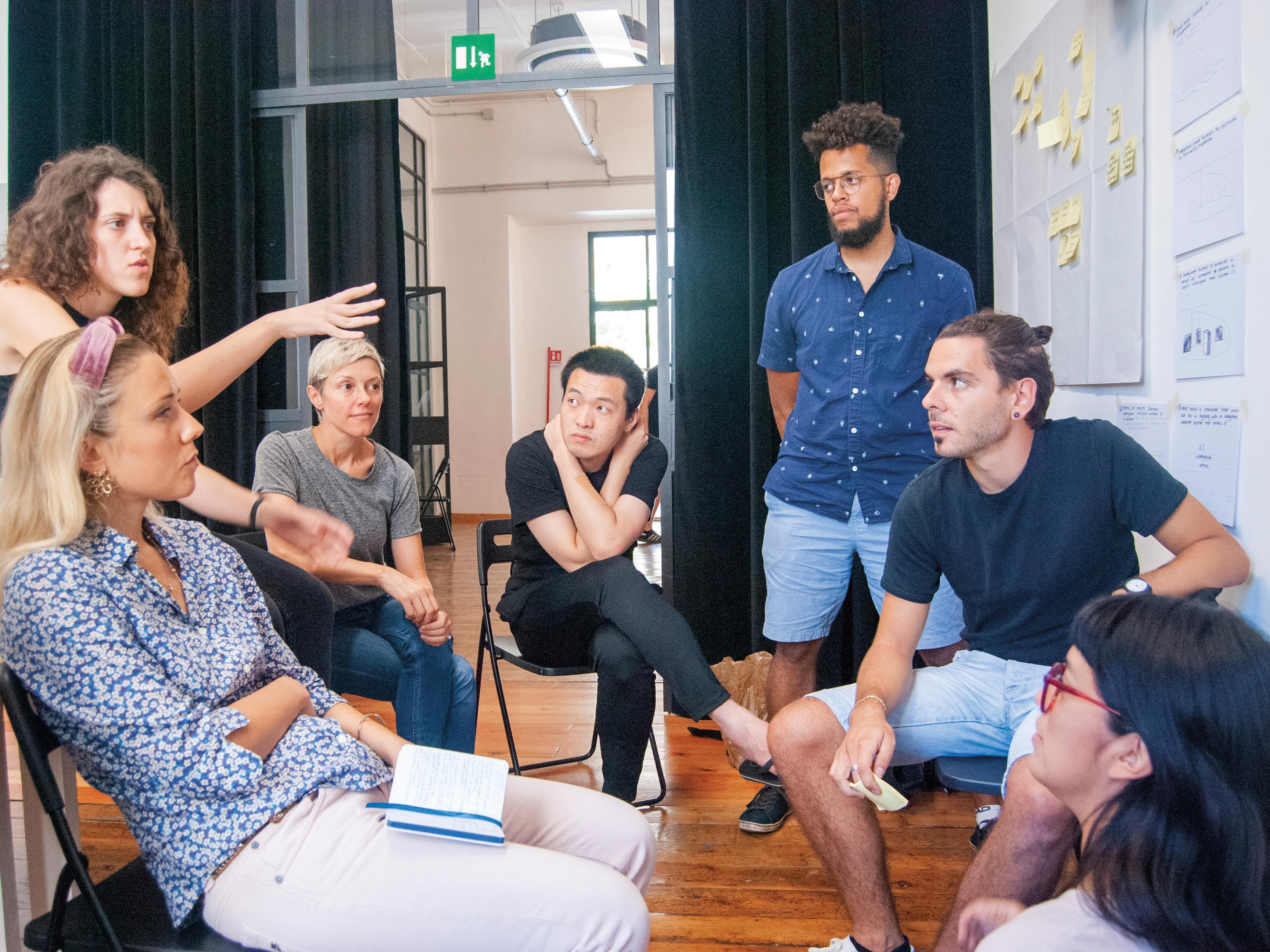 Sastanak sedam članova Radne skupine u okviru Erasmus+ projekta SpeculativeEDU