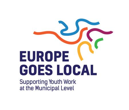 Logotip projekta Europe Goes Local