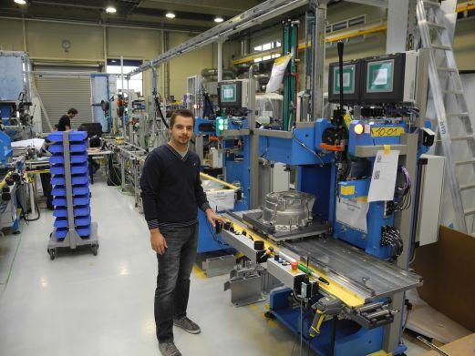 Sebastijan Kos, nekoć student, a danas uspješan poduzetnik