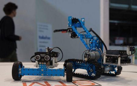 U Srednjoj školi Buzet učenici su konstruirali robota