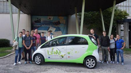 Sudionici Erasmus+ projekta LEMO