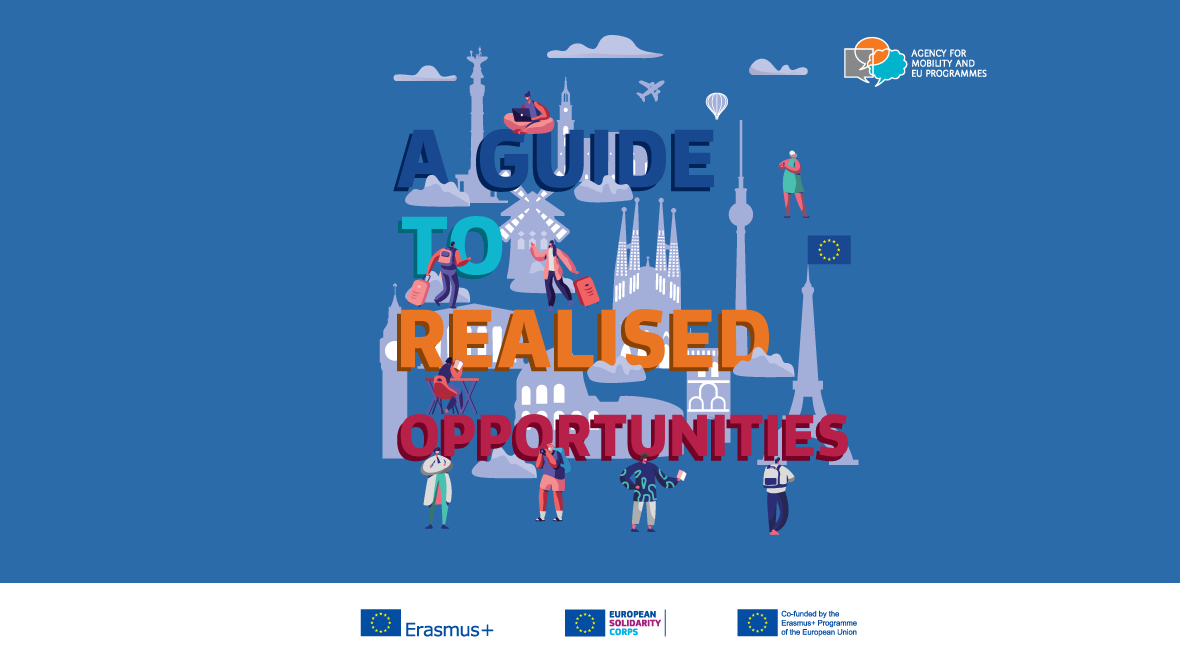 Erasmus+ - A guide to realised opportunities - cover