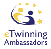 logotip ambasadora etwinninga