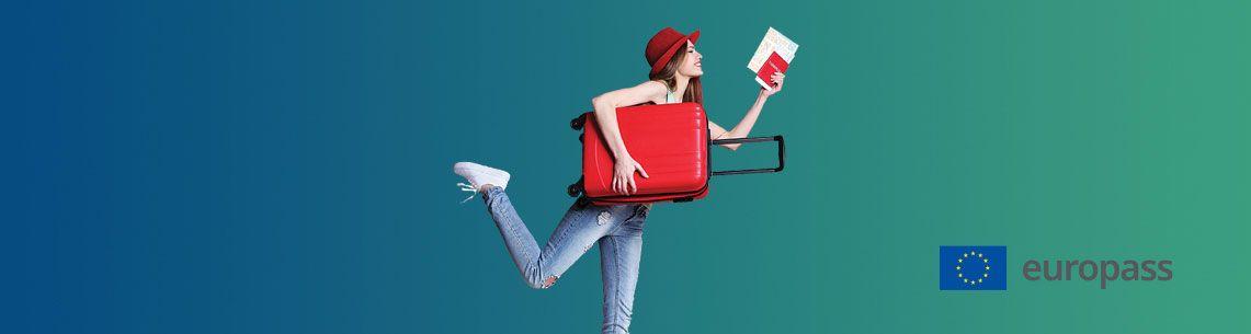 Erasmus+: Odgoj i opće obrazovanje - Virtualne aktivnosti i mobilnosti - ilustracija